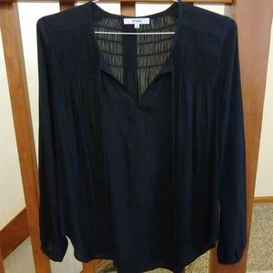Black blouse Small